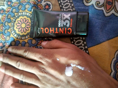 Cinthol Men Deo Stick Review