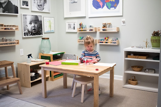 A look at the Montessori first plane of development from ages 3 to 6 years old.
