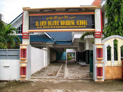 Profil Pondok Pesantren Al-Amin Mojokerto