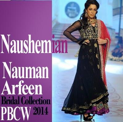 Naushemian | Nauman Arfeen Bridal and Groom Fashion Show at