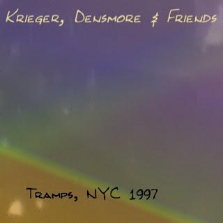 Soundaboard Krieger Densmore Amp Friends Tramps New