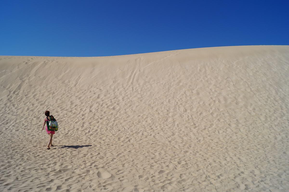 playas fuerteventura, parque de las dunas