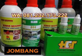 Jual SOC HCS, KINGMASTER, BIOPOWER Siap Kirim Jombang