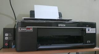 Printer Infus Epson L200
