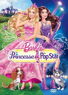 Barbie – La Princesse et la Popstar