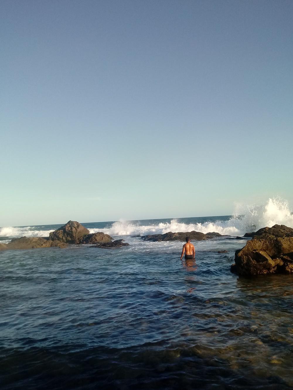 Praia da barra Salvador Bahia