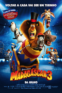 Crítica - Madagascar 3: Europe's Most Wanted (2012)
