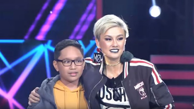 Aksi Duet Agnez Mo dan Salah Satu Peserta The Voice Kids Indonesia Jadi Trending Youtube