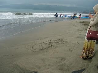 Pantai Pengandaran, Pantai Timur, Jawa Barat