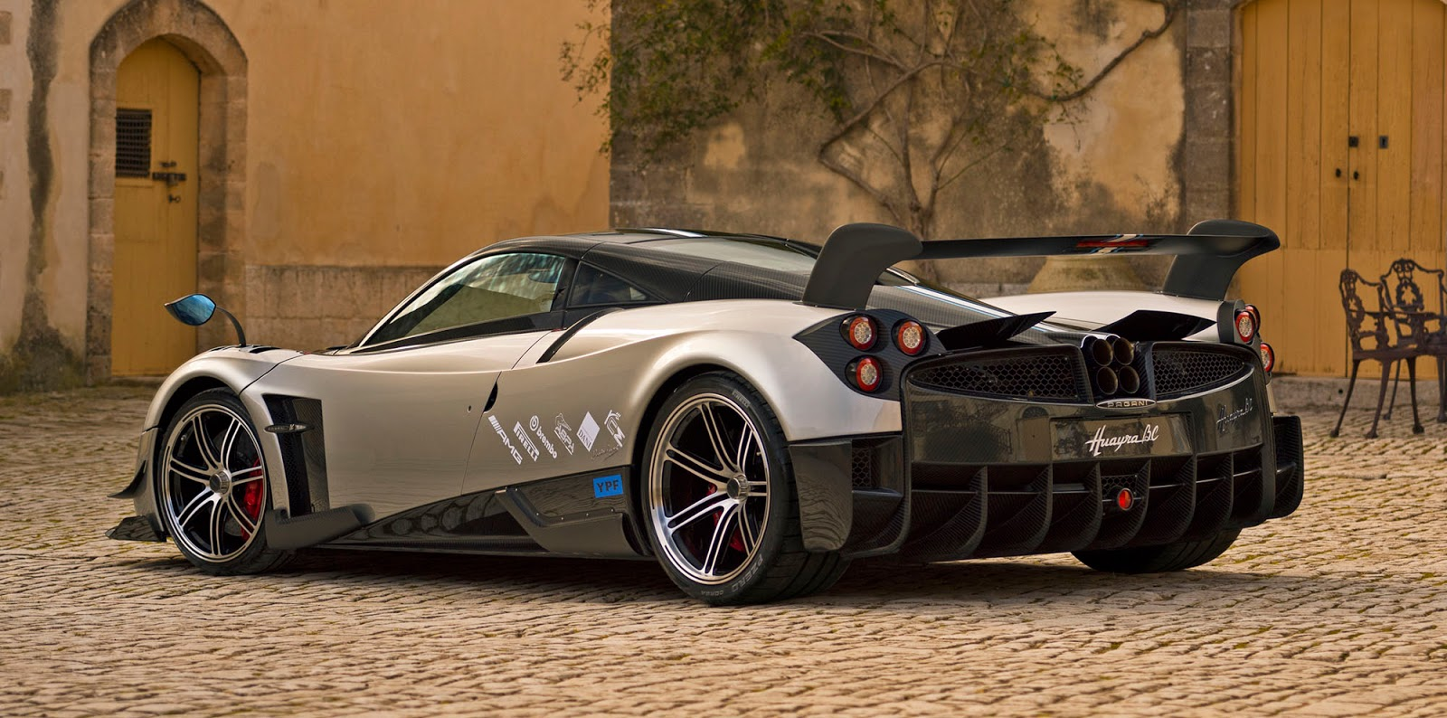 The 8 Supercars Will Blow Your Mind. The Pagani Huayra ...