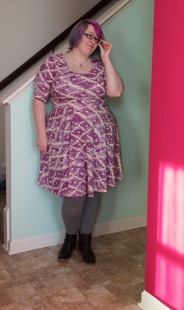 Love Lydia - Notes from a geeky plus sized artist. Styling with LuLaRoe