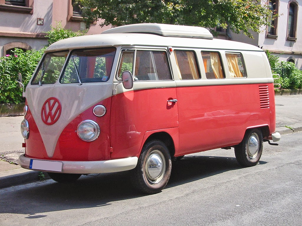 Sheepo's Garage: Volkswagen Type 2 (T1) Bus