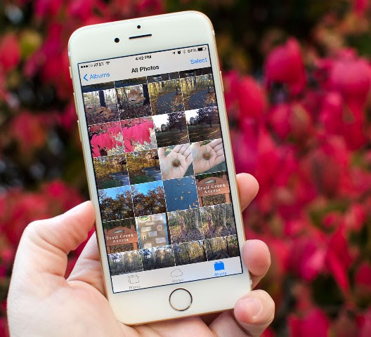 Jailbreak Tweak Permanently Deletes Pictures From iOS 8 iPhone