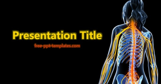 Multiple Sclerosis Ppt Template