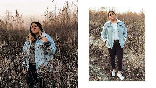 Jeans z podszewka