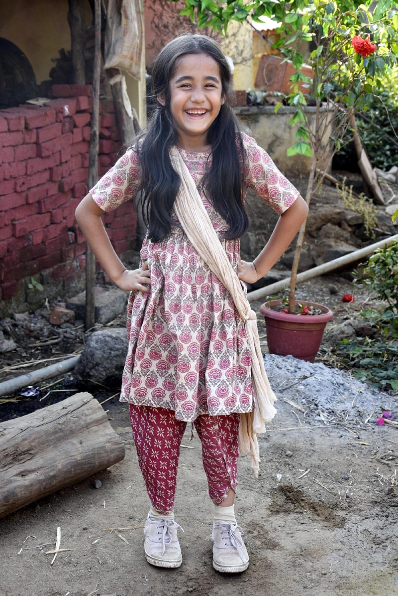 Aakriti Sharma as Kullfi in Kullfi Kumarr Bajewala