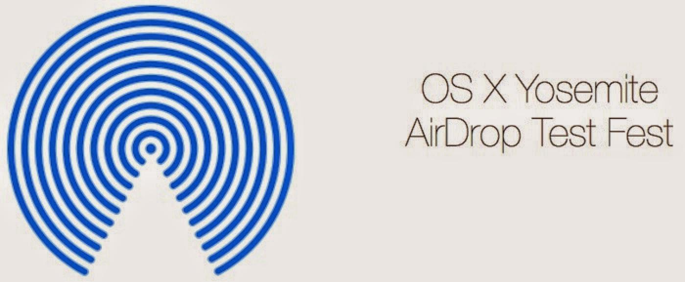 AirDrop Test