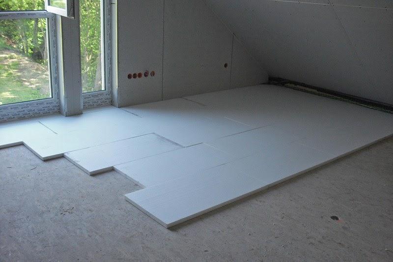 Fußbodendämmung Verlegen ~ Fußbodendämmung styropor verlegen » fußbodenheizung verlegen youtube