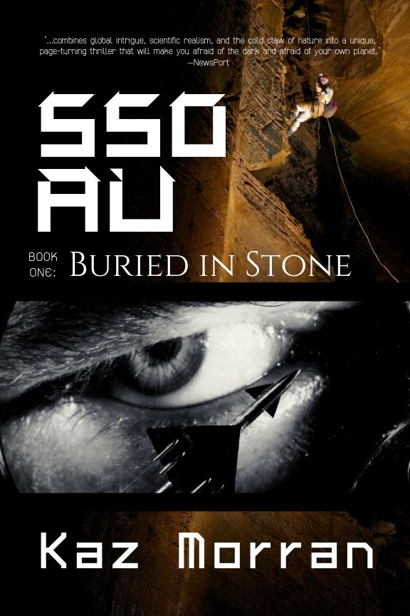 550AU Buried in Stone: A Science Fiction Thriller
