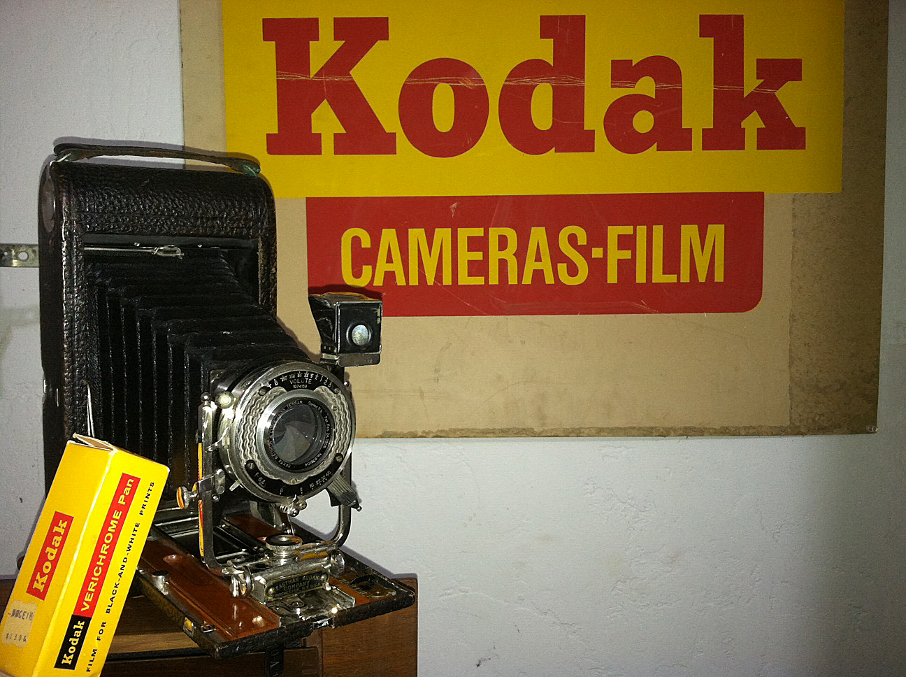 """the first camera photography History of photography, method of recording the image of an object through the action of light, or related radiation, on a light-sensitive material the word, derived from the greek photos (""""light"""") and graphein (""""to draw""""), was first used in the 1830s."""
