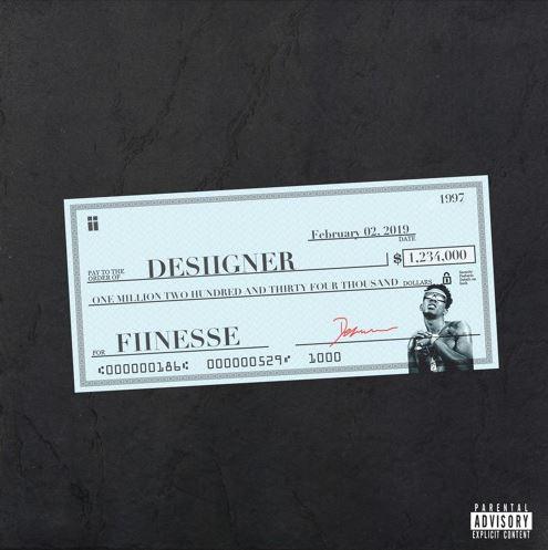 Desiigner Desiigner - Fiinesse (Audio)