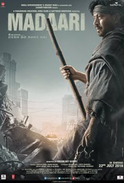 Madaari 2016 1080p BluRay HEVC 10 Bits AC3 5.1 ESub DDR 3GB