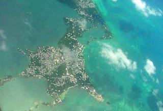 Bermuda triangle Sky View