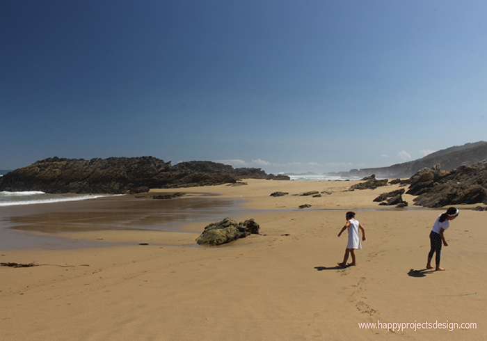 Playa As Torradas Galícia
