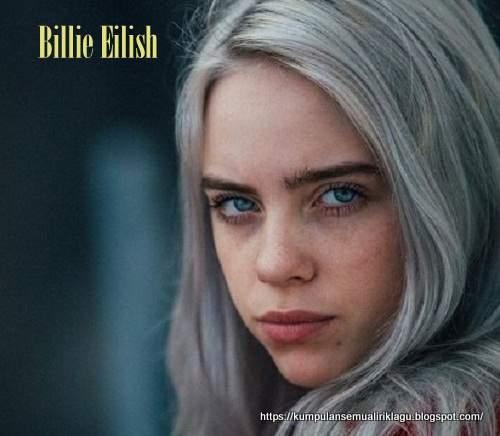 Lagu Lovely Billie Eilish