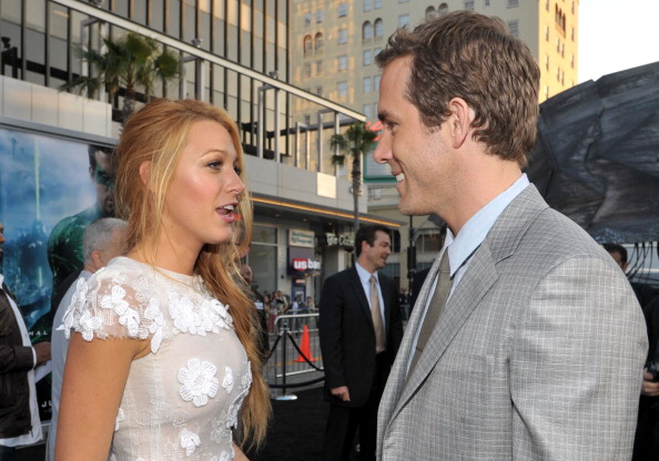 how tall is ryan reynolds blake lively cannes