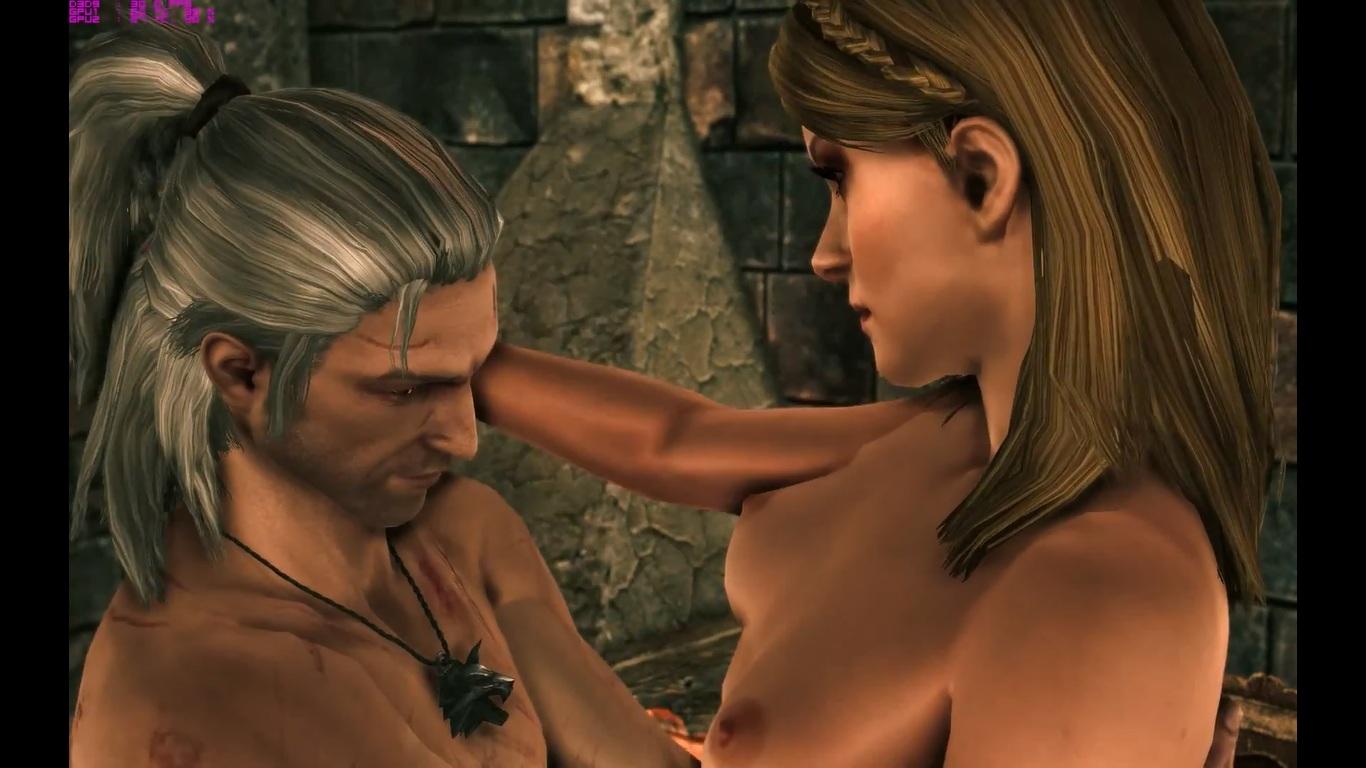 witcher nude scenes