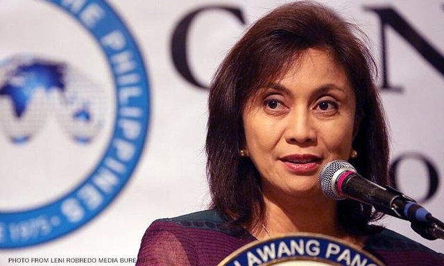 After resignation, Robredo ready to be political opposition leader