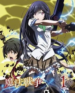 مشاهدة و تحميل الحلقة الثامنة 08 من أنمي Mahou Sensou مترجمة