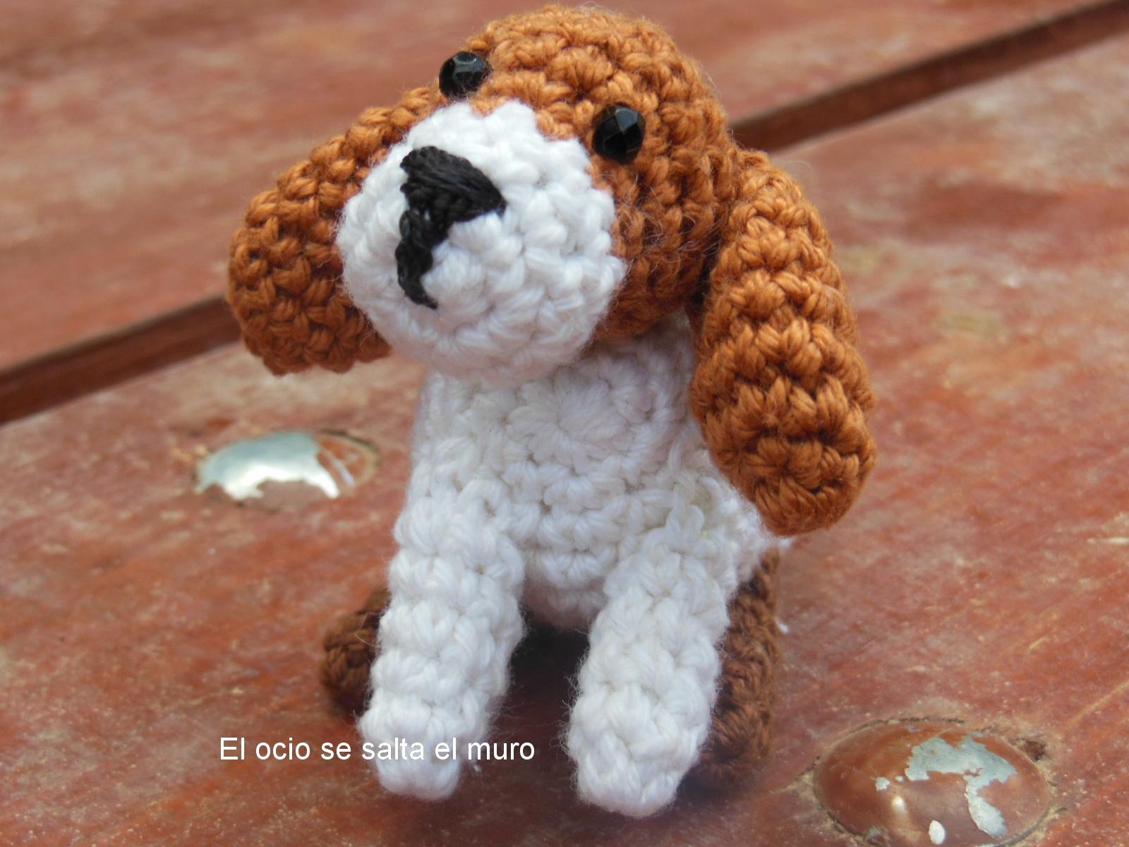Amigurumis Perros Paso A Paso : Amigurumis perros: top crochet muñecos peluches de perro o