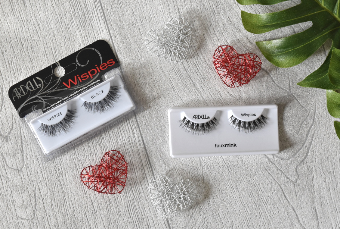 ARDELL Wispies-Look - fauxmink Wispies Wimpern