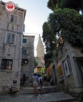 Rovijn, Istria, Croacia