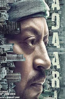 Madaari 2016 movie Poster