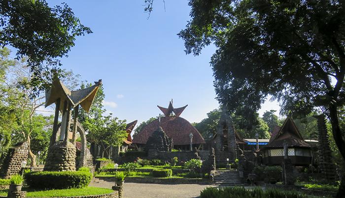 Gereja Puhsarang, Sebelum ke Gua Selomangleng