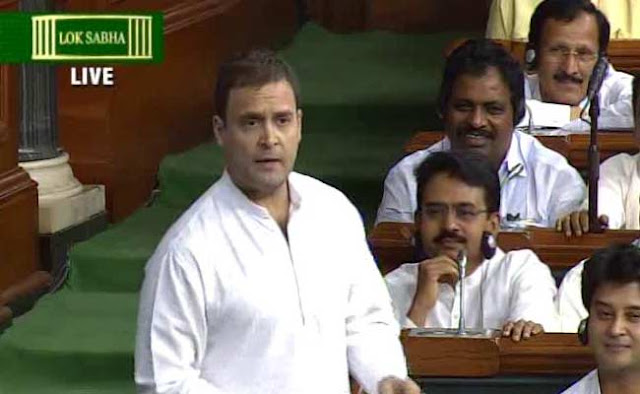 Rahul Gandhi said people in the villages had begun to chant Arhar Modi, Arhar Modi, thanks to a steep rise in the price of essential commodities.  Lentil or arhar, a critical ingredient in Indian cooking, has reached Rs 200 a kg.  In his speech on inflation, Rahul Gandhi tried to tap into the popular anger on inflation.