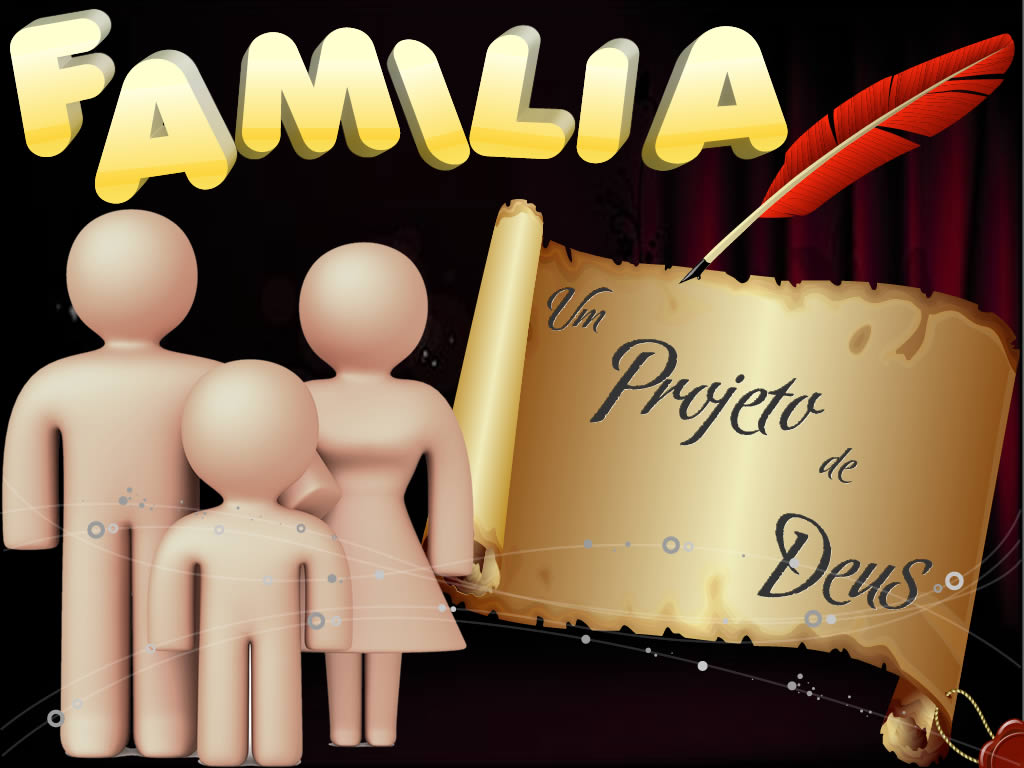 Mensagem De Proteção A Familia Ud95: O PROPÓSITO DE DEUS PARA A FAMÍLIA