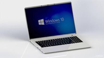 Ý tưởng laptop Xiaomi có viền màn hình con kiến, siêu mỏng, siêu nhẹ và siêu rẻ
