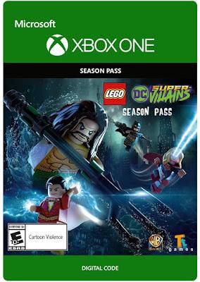 Lego Dc Super Villains Game Cover Xbox One Season Pass