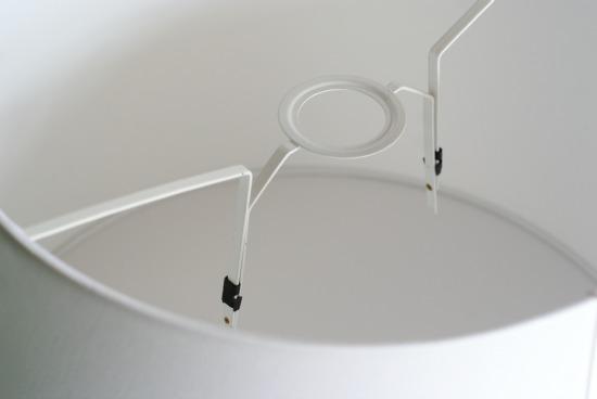 Convert An Ikea Jara Drum Pendant Shade, Large Drum Lamp Shade Ikea