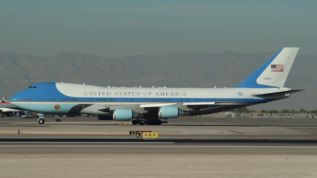 The Air Force One of USA, Boeing VC-25