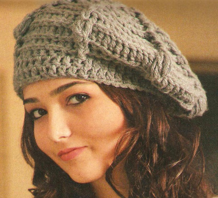 Knitting Models Ladies Knitted Hat Patterns 2012