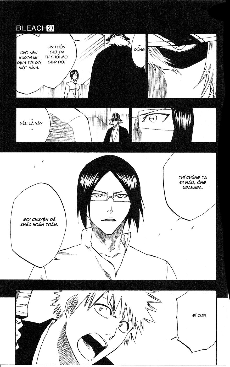 Bleach chapter 241 trang 8
