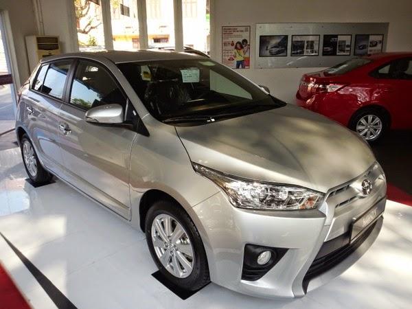 yaris g 2015(1) -  - Toyota bất ngờ tăng giá xe từ 01 tháng 03 năm 2015