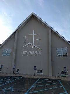 St Paul's Lutheran Church, Maumee, Ohio