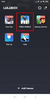 Cara Menggunakan Lulubox Untuk PUBG Mobile
