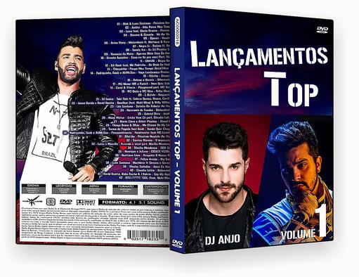 CAPA DVD – Lançamentos Top Vol.1 – ISO